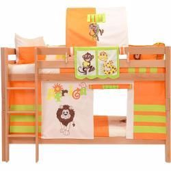 Reduzierte Kinderhochbetten In 2020 Childrens Loft Beds Play Beds Toddler Bed Frame