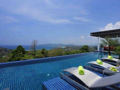 Surin beach Holiday Villa: Villa Zereno Ultimate Luxury Phuket,