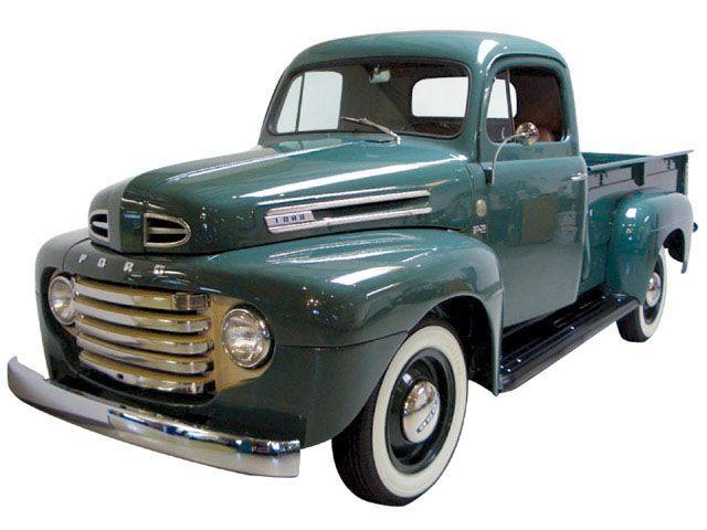 Classic Green Classic Ford Trucks Trucks Ford Truck