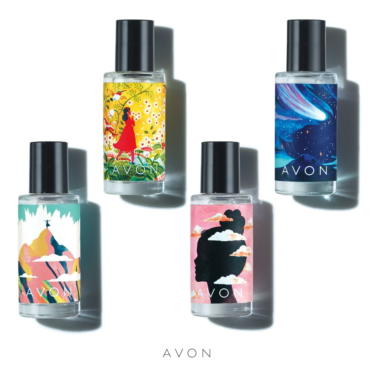 Limited time offer! Avon Stories 2 for 12. perfume