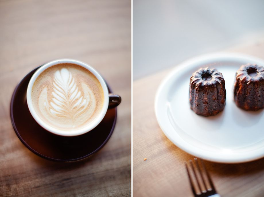 Sightglass coffee. SF. go there.