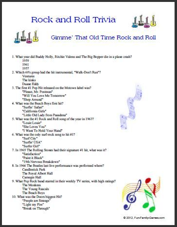 Printable Elvis Trivia Questions And Answers Trivia Questions And Answers Music Trivia Trivia For Seniors