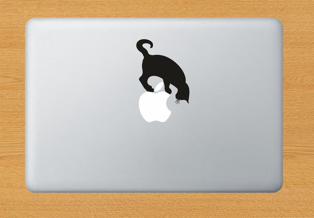 MONKEY FUNNY Decal Cartoon Vinyl Sticker Macbook Laptop Car Window CHOOSE COLOR!