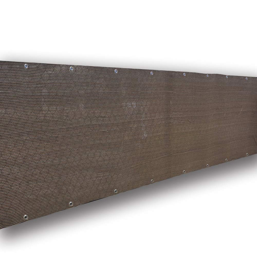 Alion Home Elegant Privacy Screen Fence Mesh Windscreen For Backyard Deck Patio Backyard Deck Pool Porch Backyard Lighting