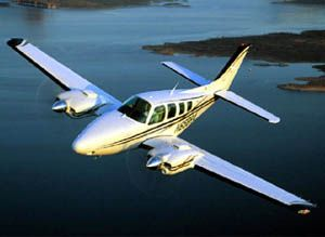 Beech Baron 58 | American Aircraft Sales