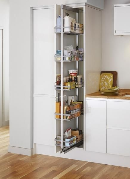 Standard Full Height Pull Out Larder Furniture