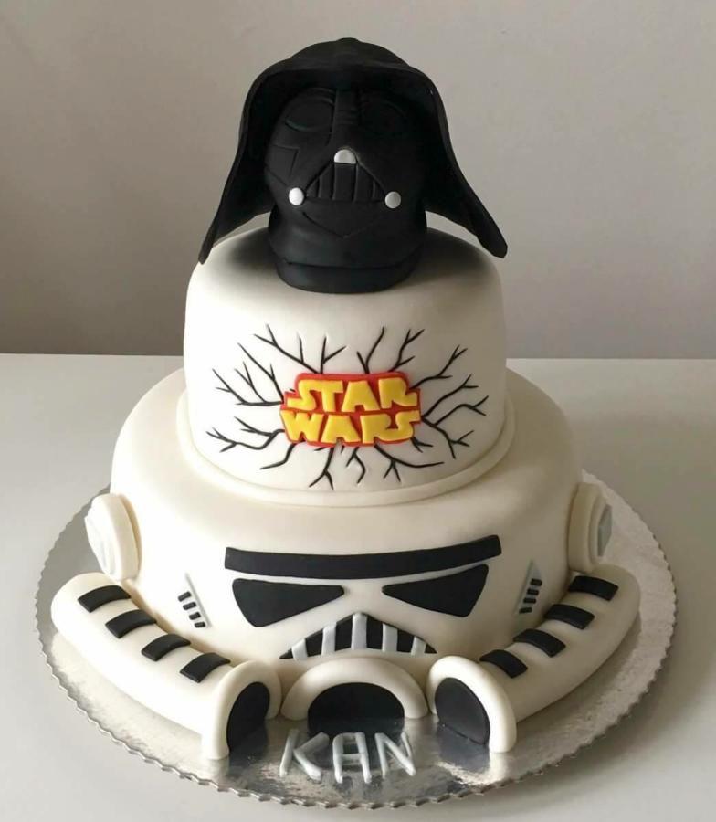 Star War Cake Star Wars Cakes Pinterest Star Wars Cake Cake