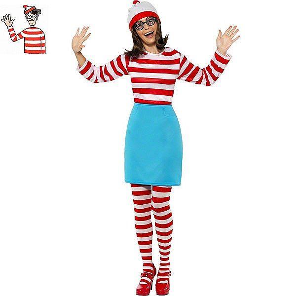 Disfraz de Wenda Wally #personajes #disfraces  sc 1 st  Pinterest & Disfraz de Wenda Wally #personajes #disfraces | Personajes | Pinterest