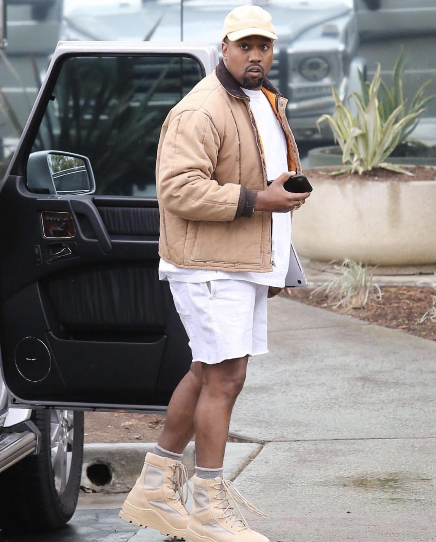 Kanyewest Adidas Yeezyseason Kanye West Style Kanye West Outfits Rapper Style