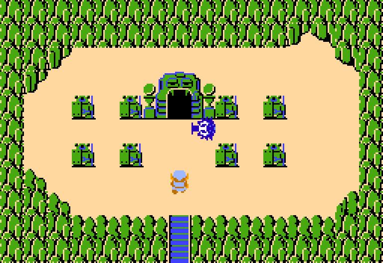 The Legend Of Zelda Walkthrough Level 2 The Moon Zelda