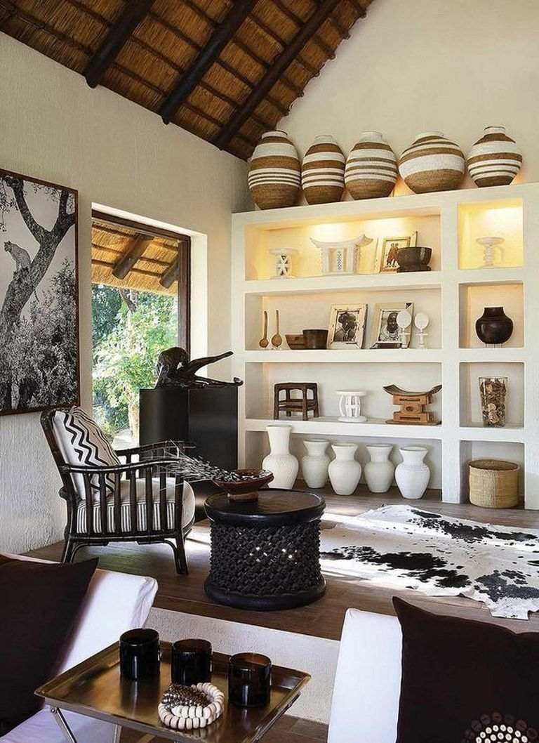 Creative Modern Decor With Afrocentric African Style Ideas (17) images