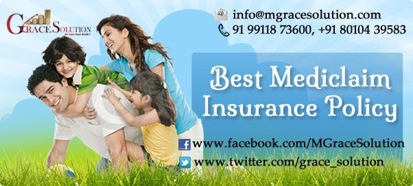 Best Mediclaim Insurance Policy For Family - Grace ...