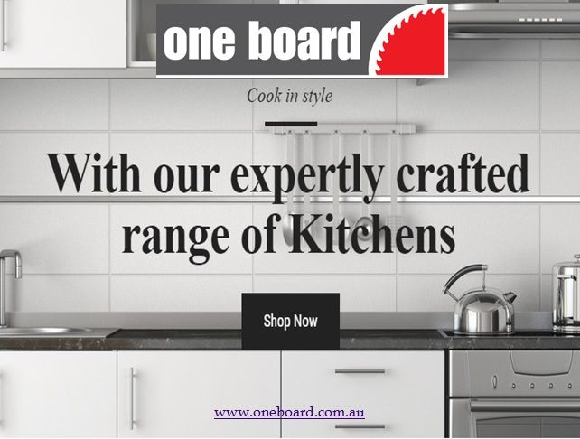 Looking for Outdoor Kitchen in Melbourne? We design, manufacture and install outdoor kitchen & flat pack kitchens at best prices guaranteed across Melbourne. #Kitchens #Melbourne