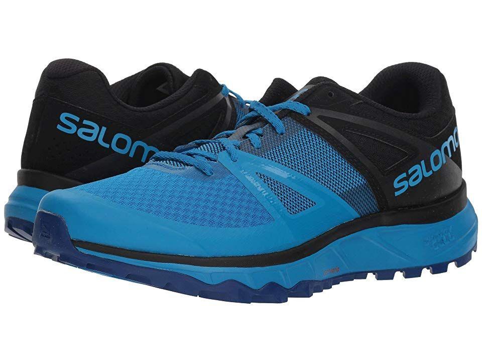 Salomon Trailster Men's Shoes Indigo Bunting/Black/Indigo