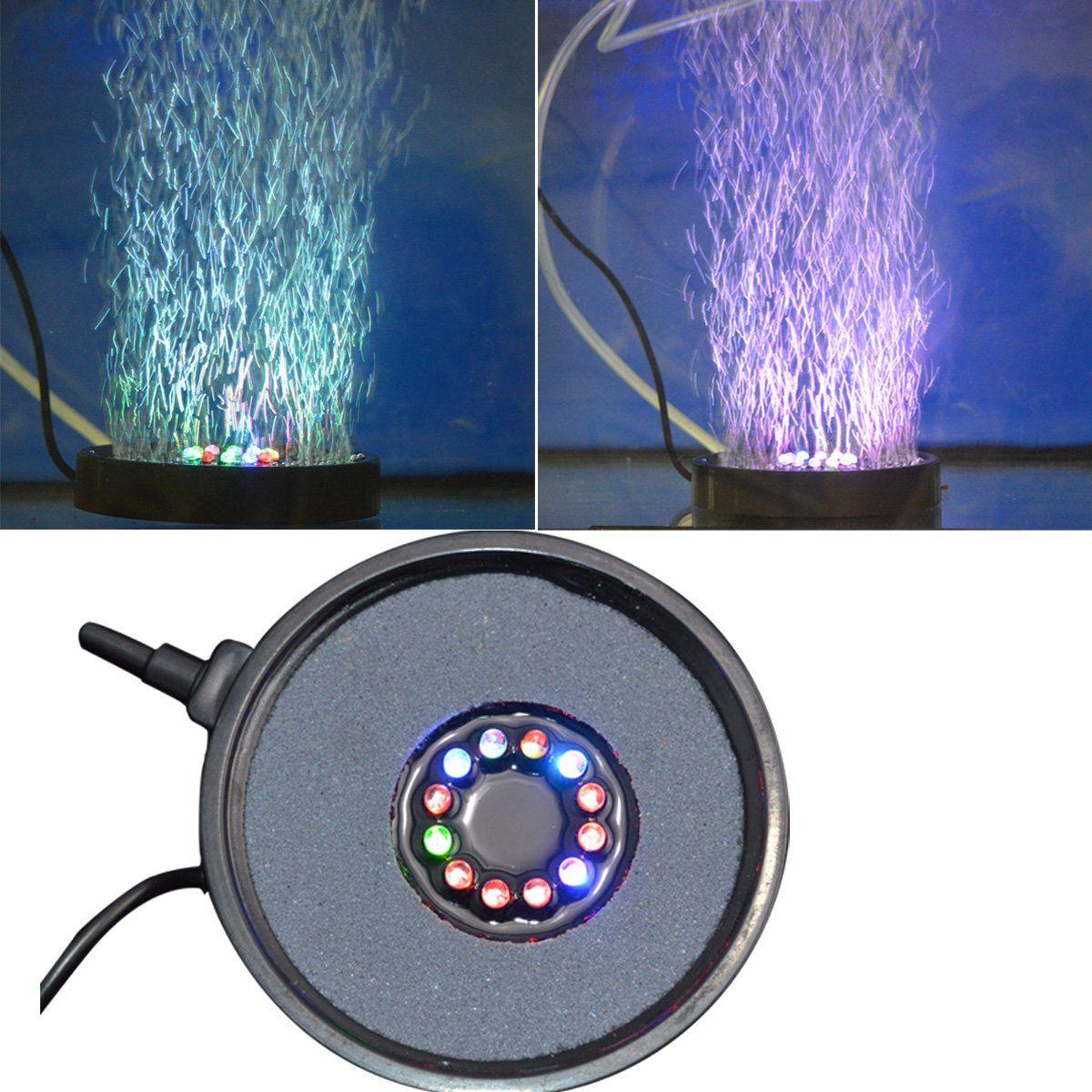 EKOSTORE® Aquarium Fish Tank Air Curtain Bubble Generator