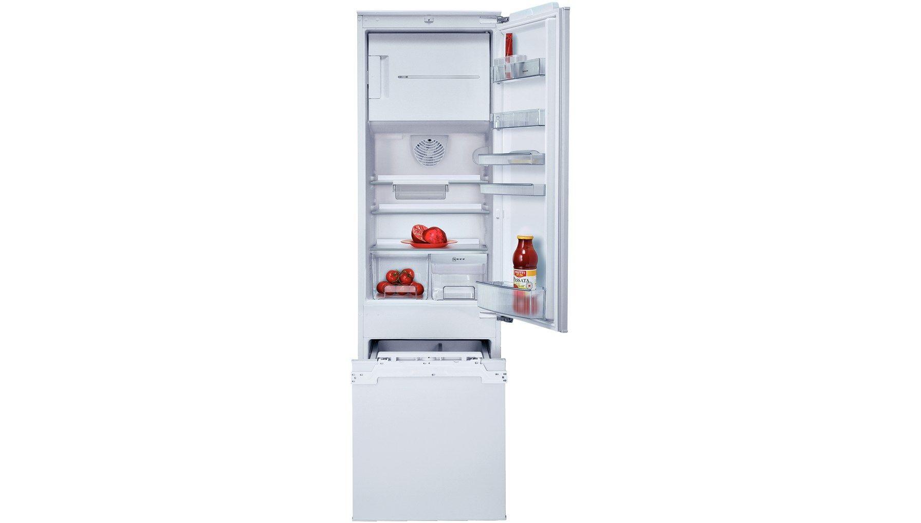 Neff - PRODUKTE - Kühlschränke - integrierbare Kühl-Gefrier ...