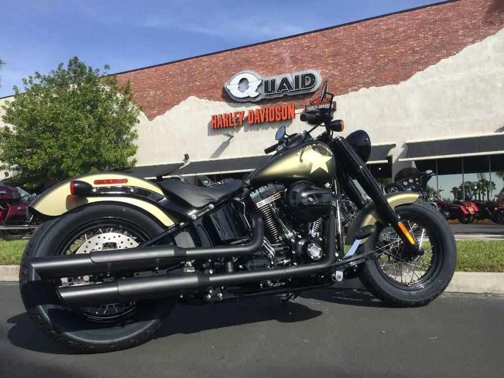2016 Harley Davidson Softail Slim S Loma Linda Ca Cycletrader
