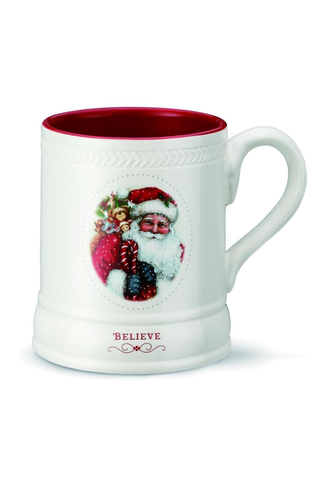 DEMDACO Santa Mug | Dishwashers, Santa and Christmas 2016