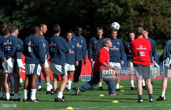 News Photo : Football England training at Bisham Abbey 6th...