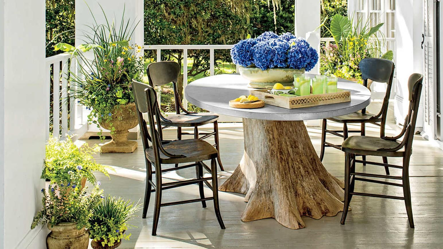31 Gorgeous Front Porch Decorating Ideas Southern