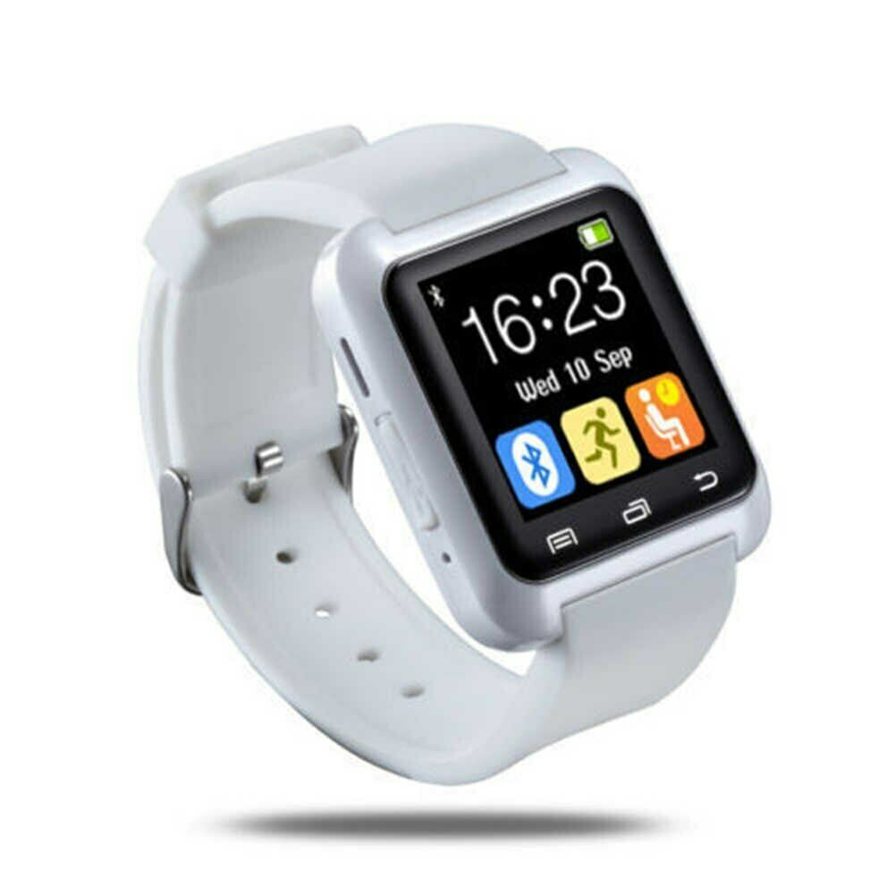 Bluetooth smart watch for kids adults with camera touch