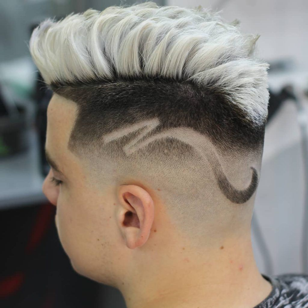 Haircuts for men with designs mens haircuts design  haircuts design  pinterest  haircut designs