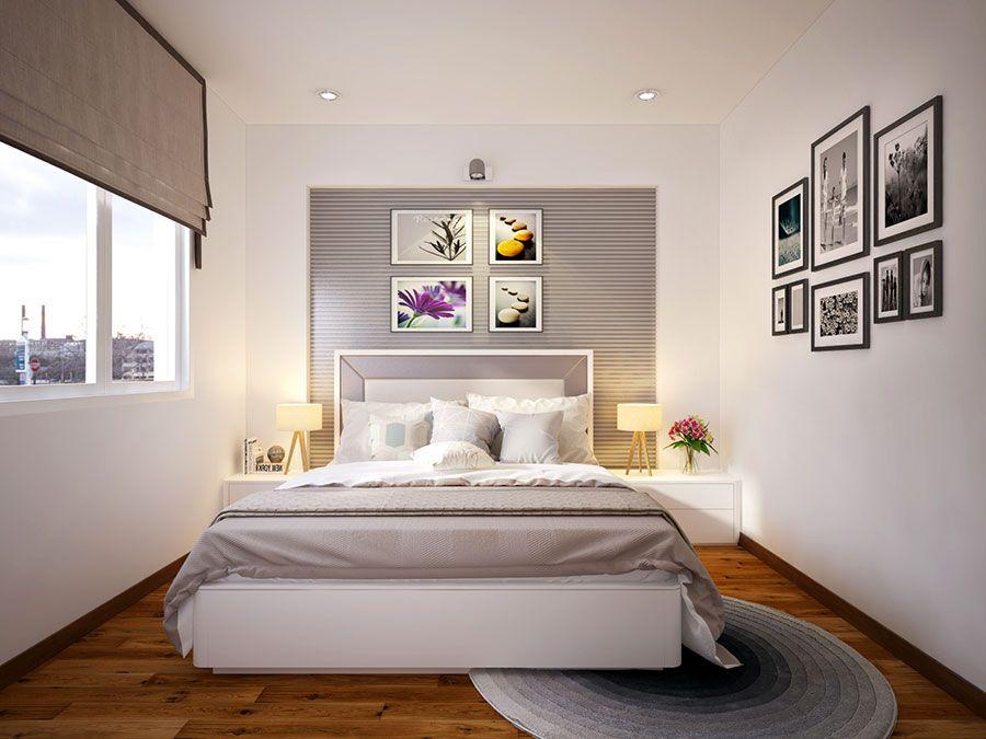 Camera da Letto Piccola: 30 Idee di Arredamento Semplici e ...