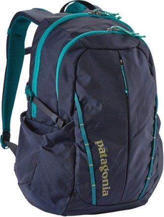 Patagonia Women s Refugio 26L Pack Navy Blue  9b7fe4333b