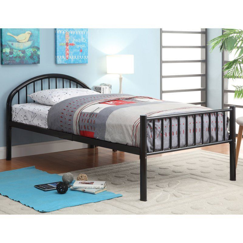 Furniture Of America Andreas Metal Youth Bed Size Full Double