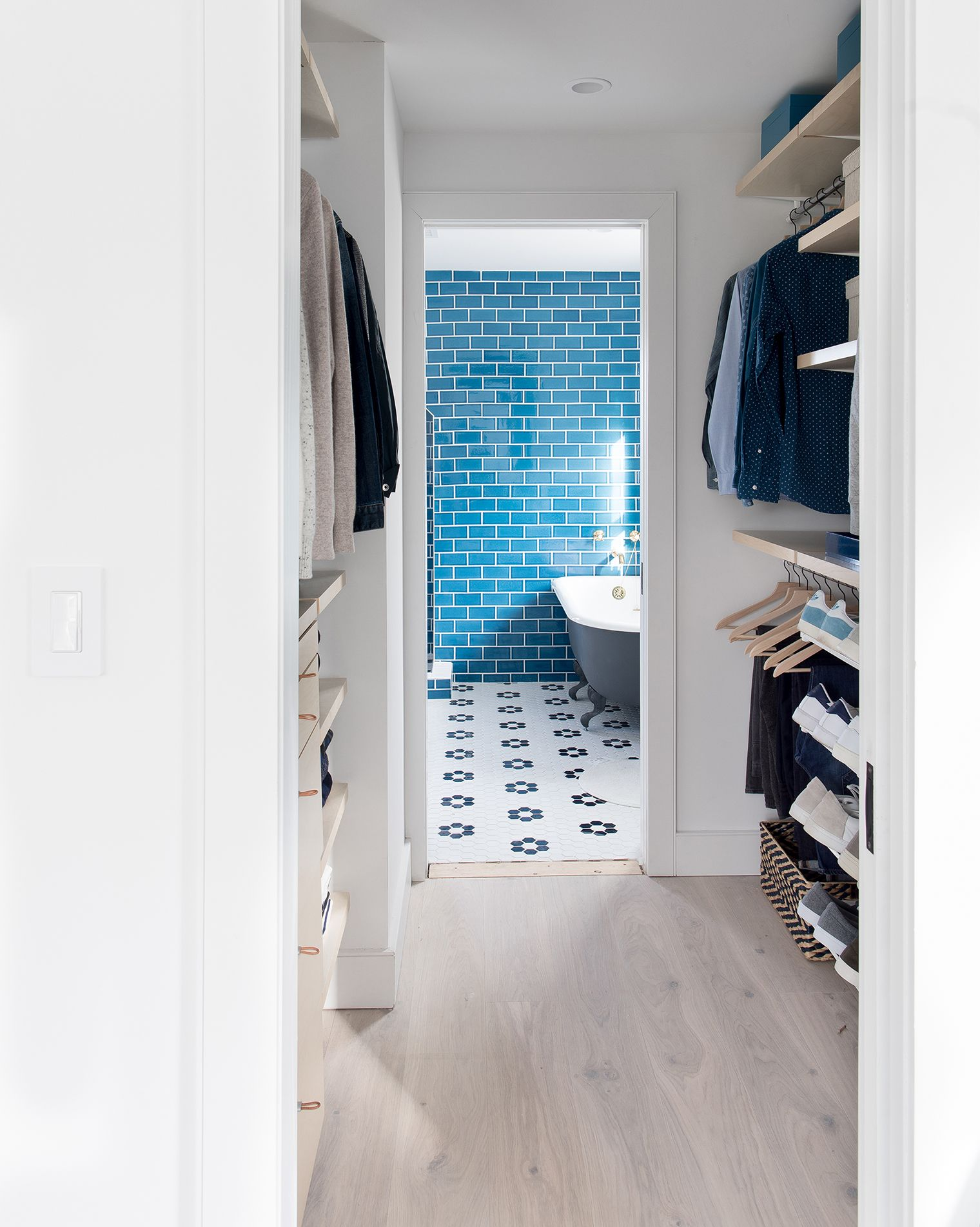 Photo of Elfa Closet Reveal at the Beach House: Explore The Before & After