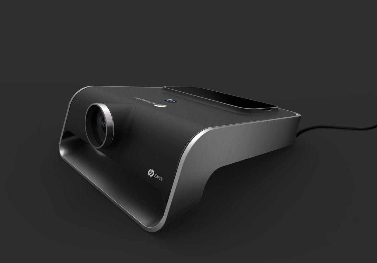 Envy Eyes HP Video Projector