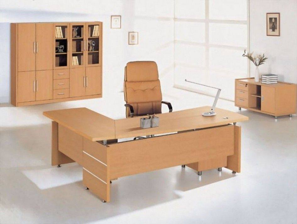 Furniture Bright Color Wooden Office Furniture L Shaped Office Desks Choosing The Amazing Office Desks For Sale To Complete Your Office Office Desks For Sale D