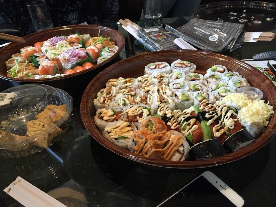 Sushi Platters Train Restaurants Adelaide Sa 5000 Truelocal