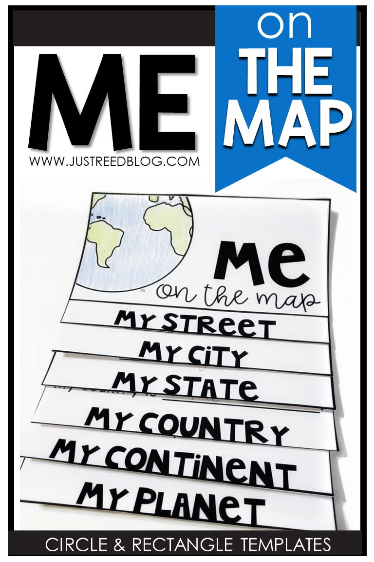 Me On The Map Project Circle And Rectangle Project Choices Social Studies Worksheets Map Activities Map Worksheets [ 1152 x 768 Pixel ]