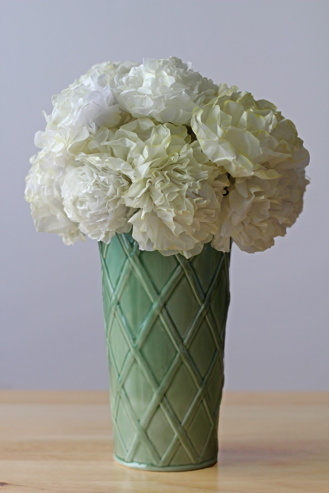 We Can Make Anything Tissue Paper Flowers Paper Flowers