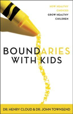 Books on boundaries with parents