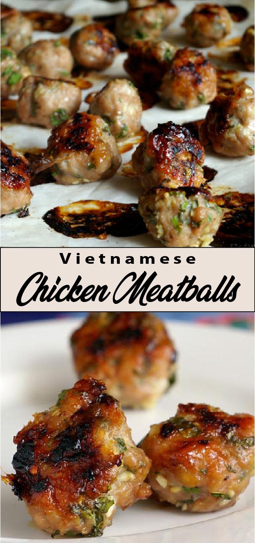 Photo of Vietnamese Chicken Meatballs Recipe | Best Taste of Food! #vietnamesefood #chick…