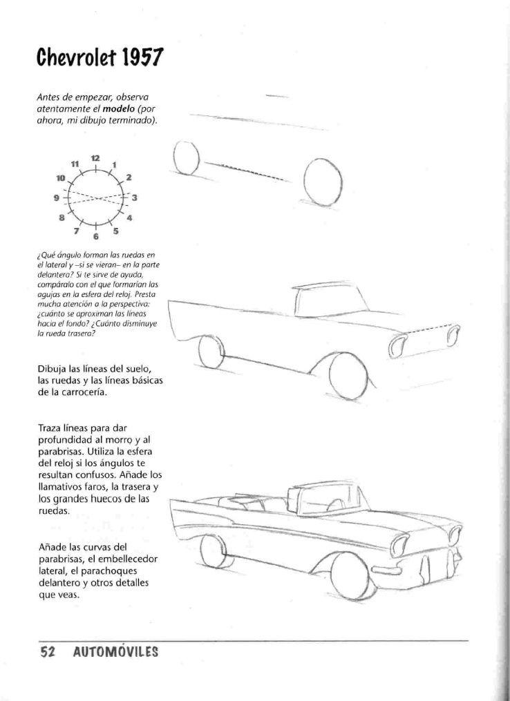 Como Dibujar Autos Paso A Paso Drawing Machine Car Drawings Line Art Drawings