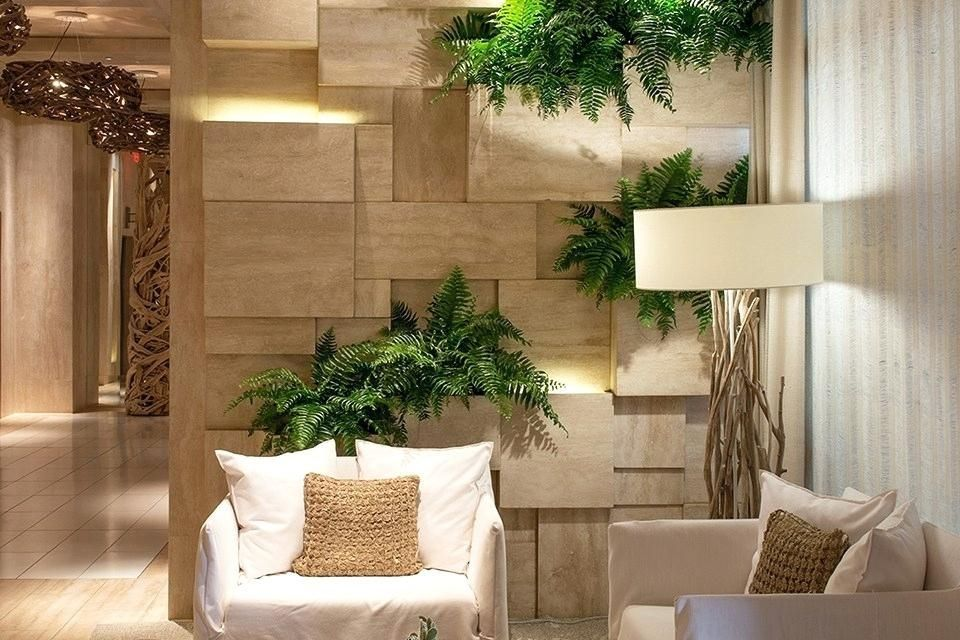 24 Beautiful And Simple Wall Decoration Ideas For Living Room Rengusuk Com In 2020 Plant Wall Decor Indoor Plant Wall Tv Wall Decor