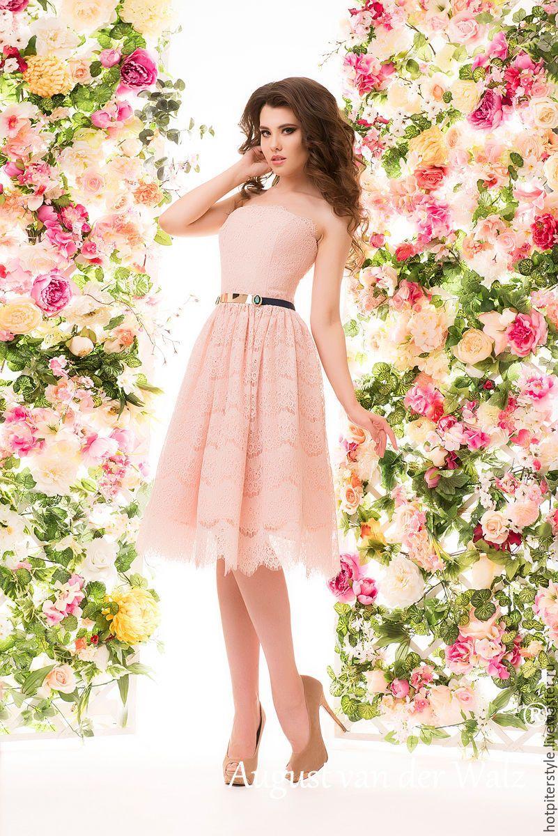 купить платье модное молодежное