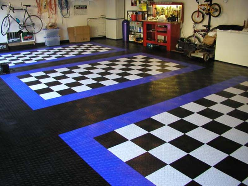 17 best ideas about Rubber Garage Flooring on Pinterest | Garage flooring,  Garage ideas and Garage floor epoxy
