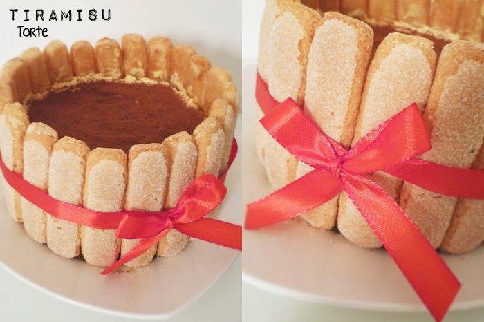 Kleine Kuchen - Tiramisutorte