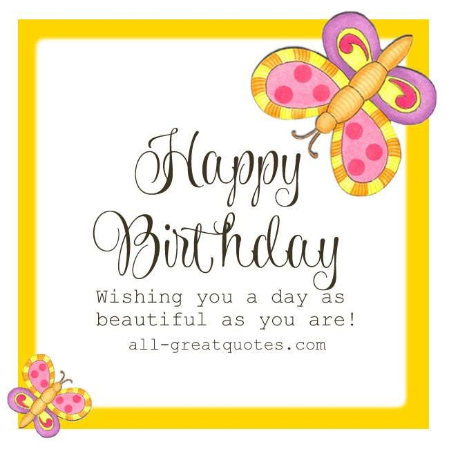 Join Free Birthday Cards On Facebook Httpall Greatquotes