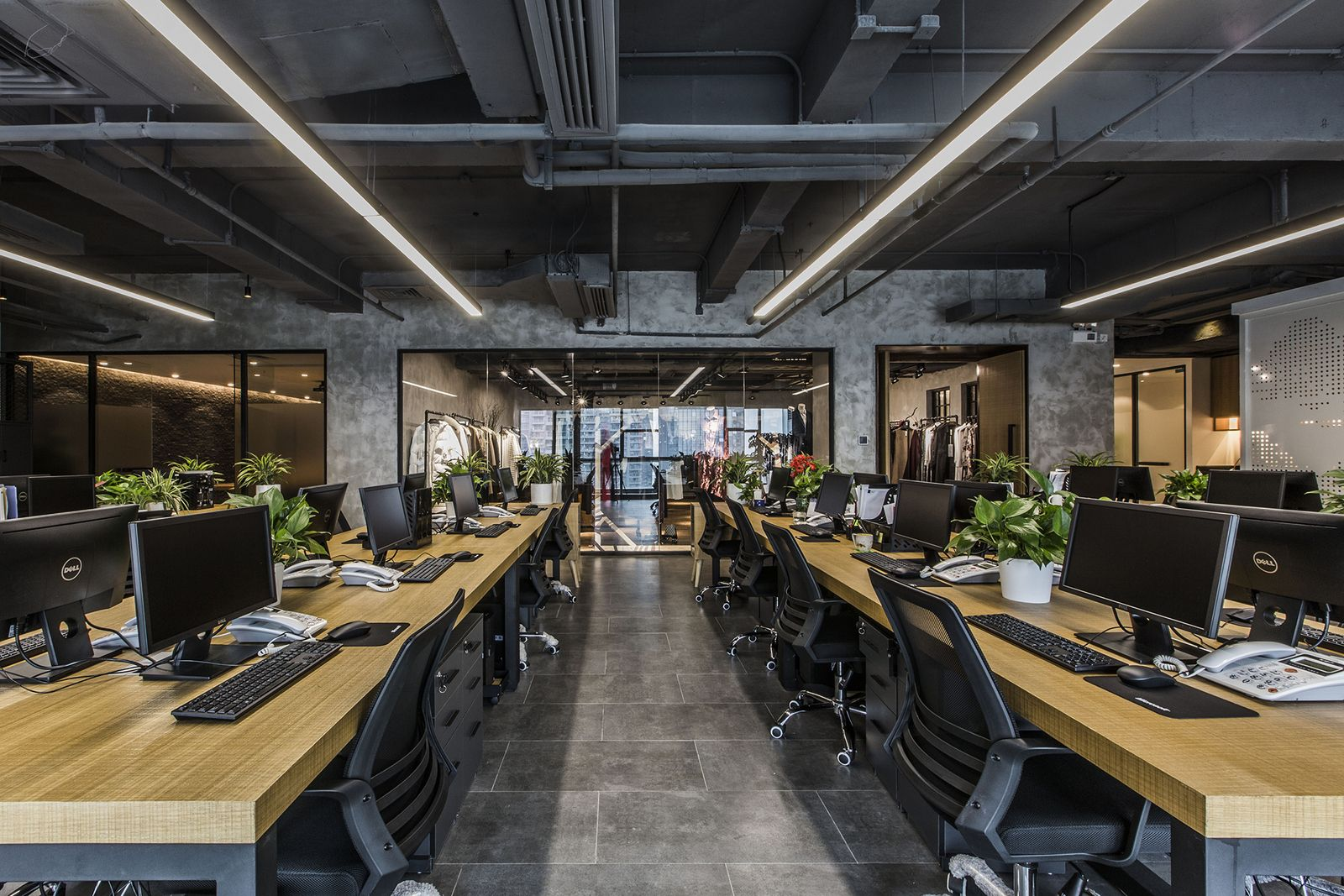 Office Tour Ou Allin Clothing Offices Shenzen Open