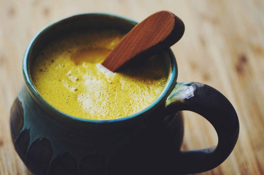 Mama's Spicy Golden Milk (Turmeric Tea) + 20 Health Benefits