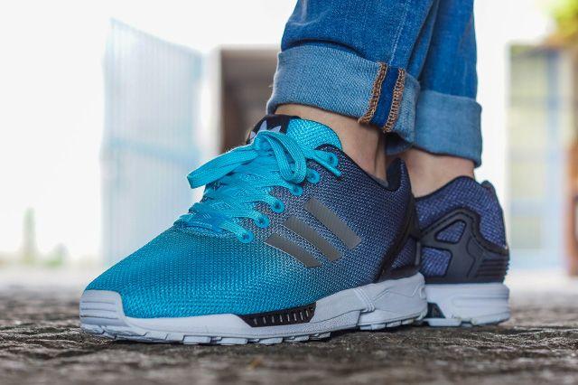 Adidas Flux Aqua Black