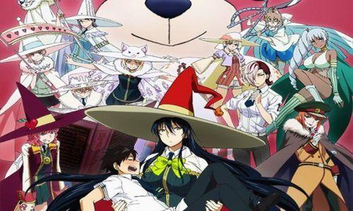 Witch Craft Works Batch English Sub Anime Info Episodes 12 Season Winter