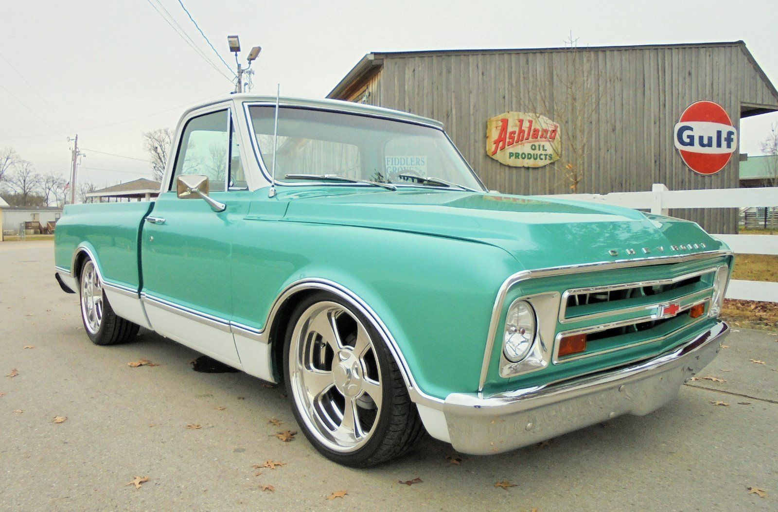 Nice Great 1969 Chevrolet C10 1969 Chevrolet c10 6.0 LS