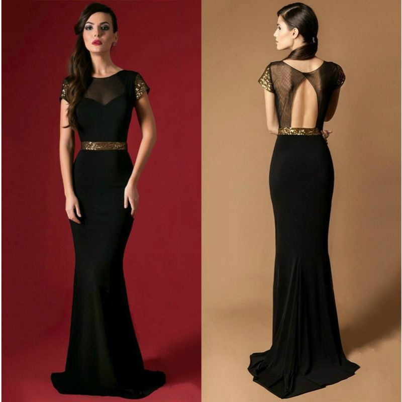 Long Formal Dresses for Wedding Guest