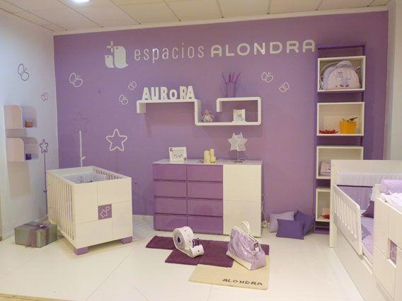 Camerette Alondra ~ Madrid corner of modern baby furniture alondra alondra shop in